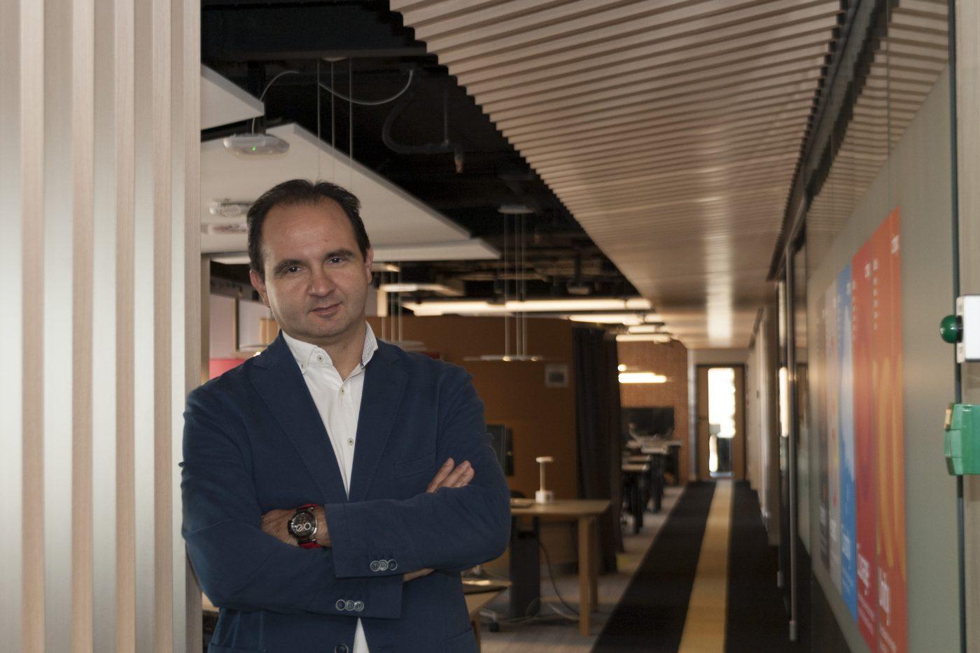 Santiago Campuzano habla sobre la tecnología en las empresas